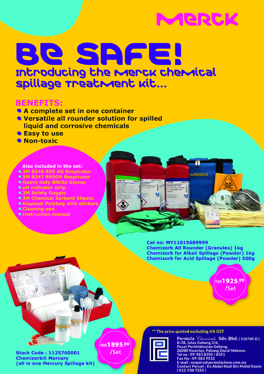 Permula Chemicals Sdn Bhd – INSPIRED BY SCIENCE OF LIFE